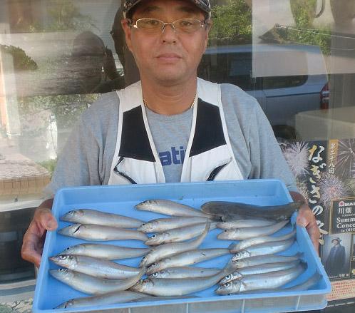 釣り場案内 大磯海岸4 幼稚園下を更新!